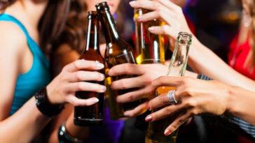 Beber bebidas alcoólicas