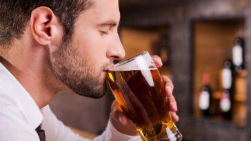 é pecado tomar cerveja