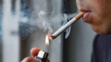 Fumar é pecado