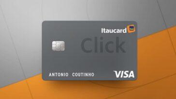 Cartão de crédito Itaú Click